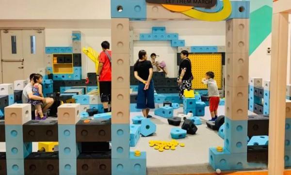 问:儿童乐园选址在什么地方比较好   人多的地方就一定会好吗