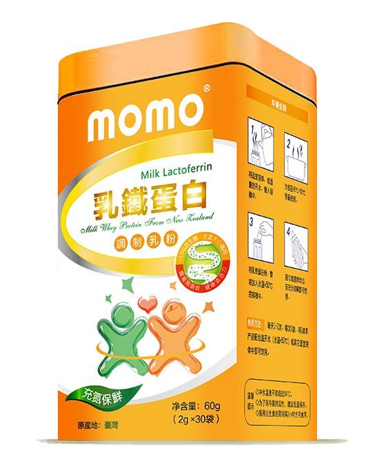 感谢师恩•感谢你  恭贺:广东肇庆江小姐与momo婴幼儿谷物辅食品牌成功签约合作