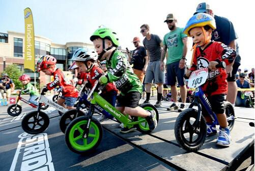 KinderKraft助力夺冠 独角兽的夏天滑步车赛事圆满收官