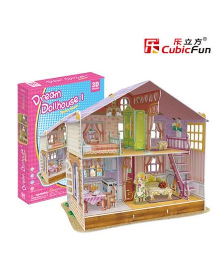 宝宝玩具推荐:乐立方3D立体拼图玩具锻炼宝宝的动手能力 好玩又益智