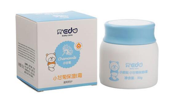 小奕哒小甘菊面霜全系列  快速舒缓保护宝宝光洁娇嫩的肌肤
