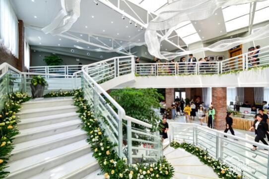 行业盛典   同远集团云端总部重装开业