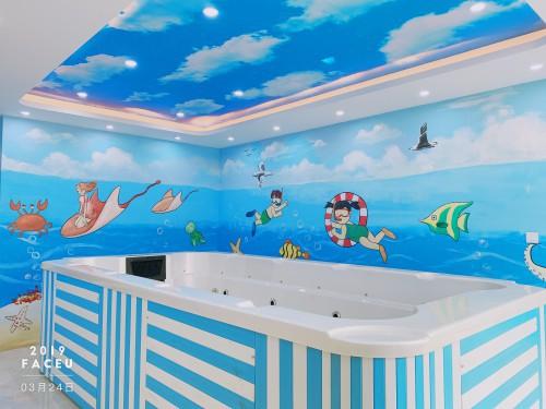 国庆节婴儿游泳馆活动方案怎么做?围绕中心这三点,没有错