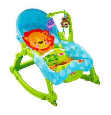 费雪多功能宝宝安抚摇篮摇椅   解放双手•让妈妈和宝宝的睡眠无忧