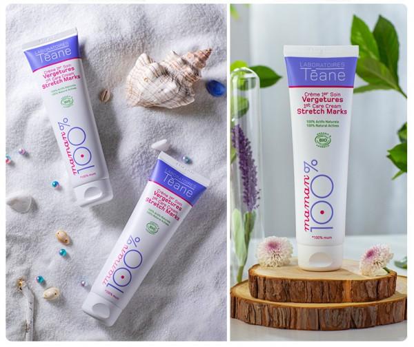 Teane孕妇专用预防妊娠纹霜   植物配方·温和安全·抑制孕纹