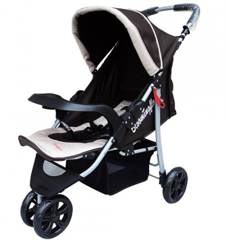 慧婴宝儿童推车结实耐用·收放自如 让宝宝快乐出行