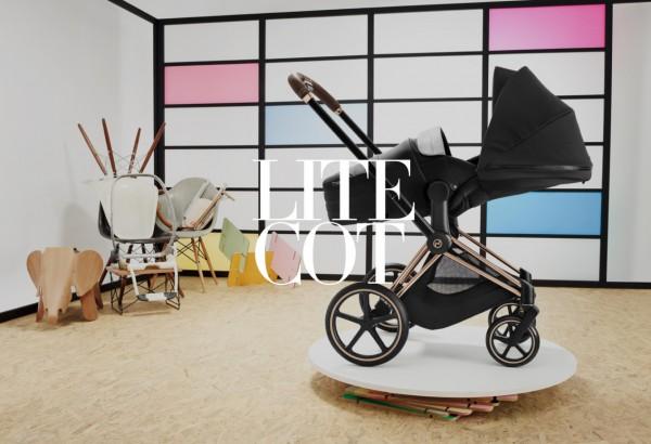 好孩子携旗下智能婴儿手推车Cybex e-Priam亮相CKE中国婴童展