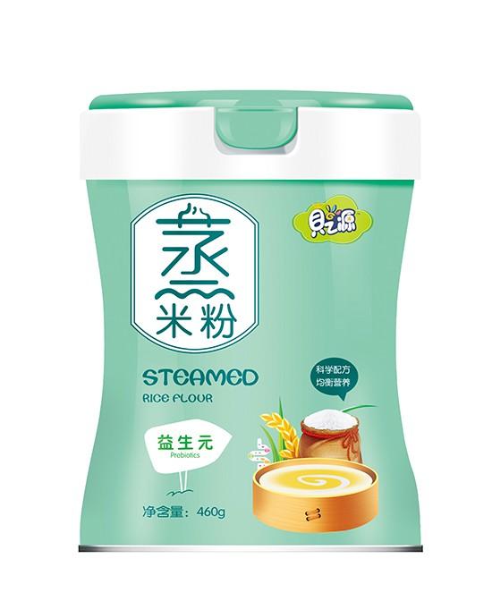 贝之源贝之源蒸米粉营养均衡·粉质细腻 护航宝宝辅食健康