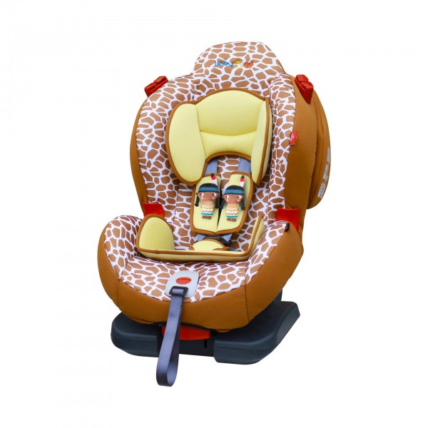 Babygo安全座椅专注于儿童的座椅安全 全心全力保护儿童的安全健康