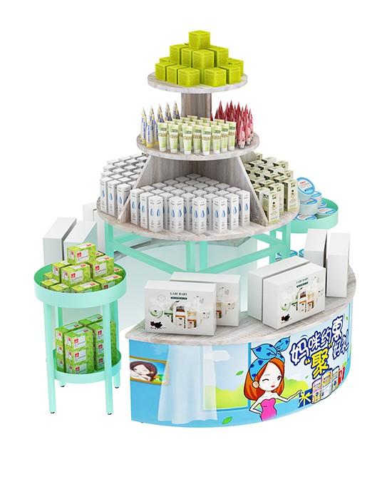 母婴店选择什么样的货架比较好   母婴店陈列货架都选择什么款式
