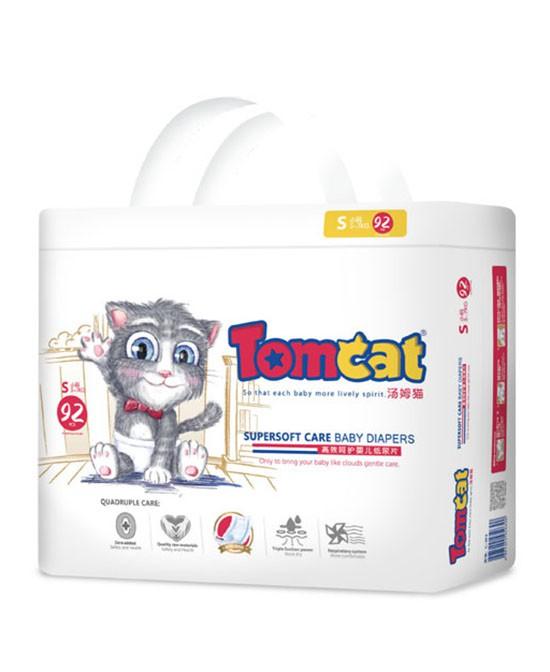 打造舒适育儿环境  汤姆猫纸尿裤给宝宝高品质生活