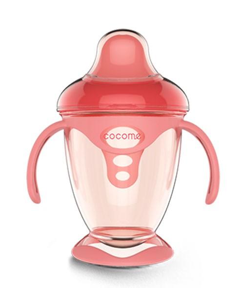 可可萌鸭嘴学饮杯安全卫生·持久耐用 让宝宝爱上喝水