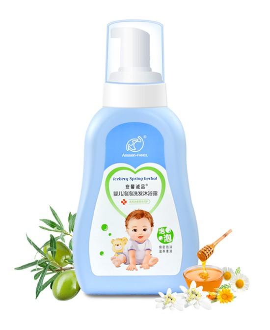 宝宝肌肤敏感,选择什么洗护产品?安馨诚品天然纯净无污染