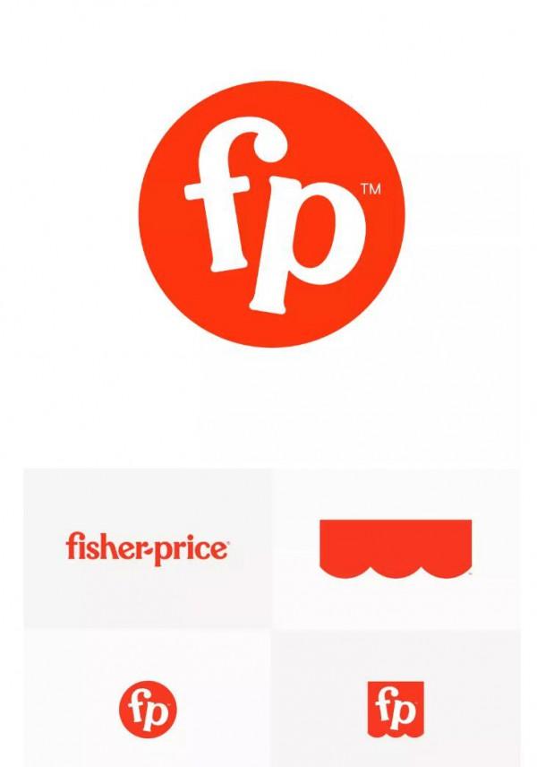 """国际儿童玩具品牌""""Fisher Price费雪""""品牌形象升级"""""""