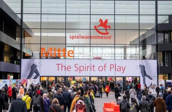 2021年紐倫堡國際玩具博覽會延期舉行