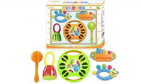 0-6岁的孩子选择什么玩具好  赞宝贝玩具系列3C强制性认证