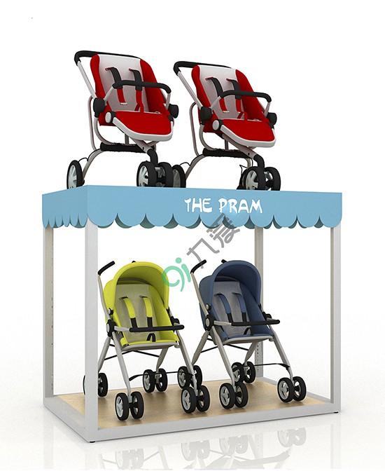 九爱道具教你如何布局陈列才能让你的母婴店焕然一新,人气大增?