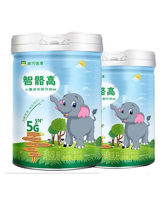为什么经销商们都喜欢代理迪巧佳婴童营养品?迪巧佳 大品牌 更值得信赖