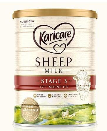 Karicare可瑞康绵羊奶粉   给宝宝的健康成长提供丰富营养支持