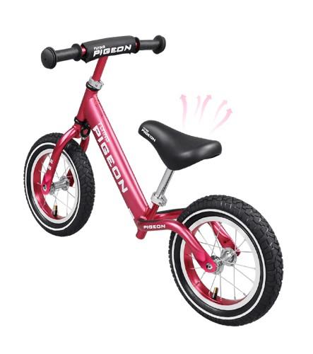 骑平衡车有什么好处    飞鸽儿童平衡车体验更多关于童年的快乐