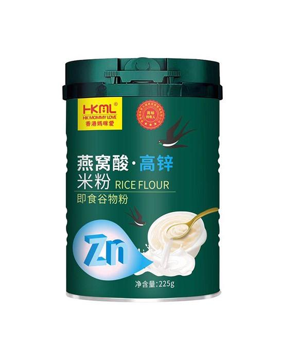 香港妈咪爱燕窝酸系列高铁、高钙、高锌米粉 好营养易吸收 宝宝爱吃不上火