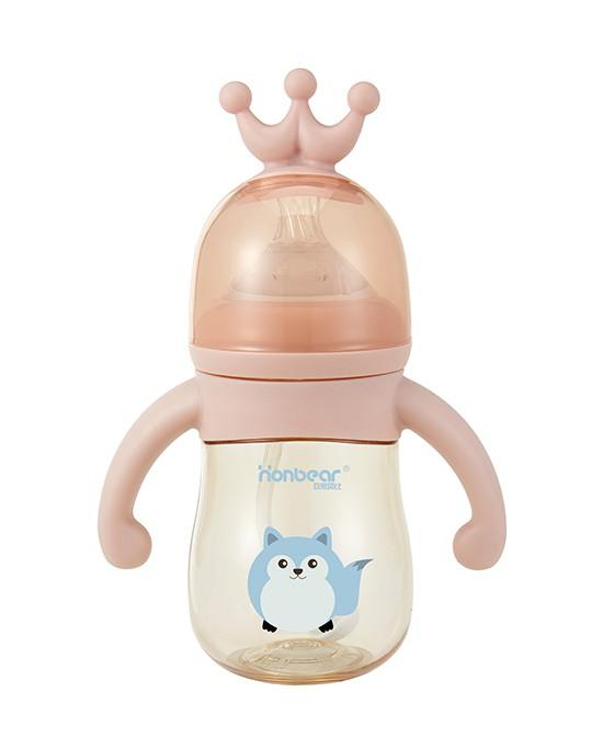 2020奶瓶代理什么品牌好?欢熊贝比奶瓶 材质安全更耐摔 让你健康喂哺