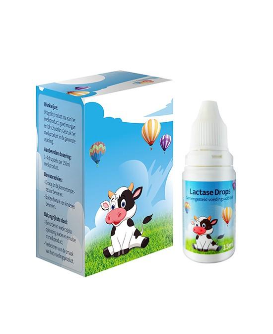 迪思莱特乳糖酶 配方纯净0添加 专业呵护乳糖不耐受宝宝