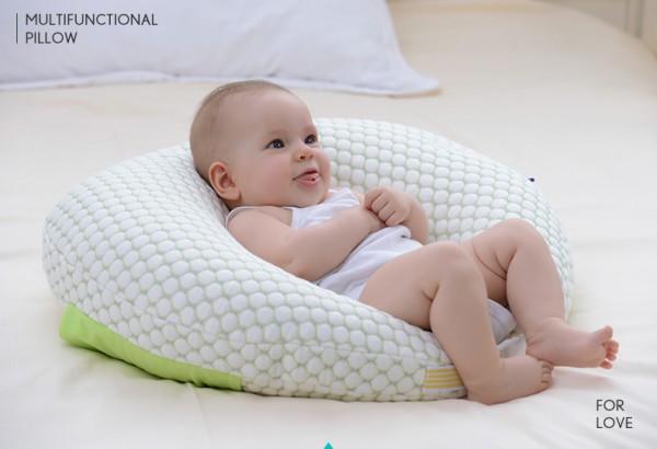 爱孕多功能哺乳枕    解放妈妈的双手挺腰喂奶