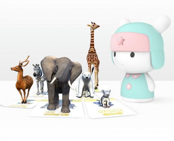 小米米兔AI早教智能故事机    帮助宝宝愉悦的学习知识·养成好习惯