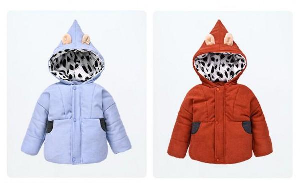 diaoyumao/钓鱼猫冬季小棉服   让宝宝暖暖过冬