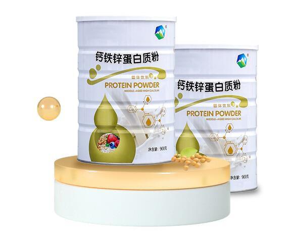 珠峰蛋白质粉系列   贴心守护孩子智力与健康