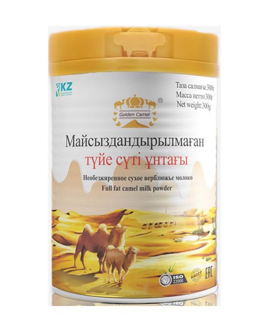 骆驼粉的功效真有传说中的那么神奇吗?金骆驼纯骆驼乳粉为你揭秘