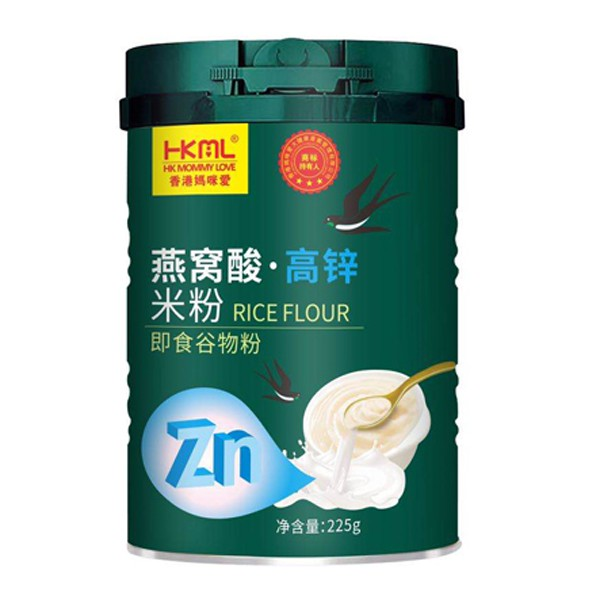 香港妈咪爱营养米粉系列    科学配比·营养均衡助力孩子健康成长