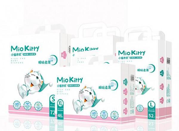 国内高端纸尿裤品牌有哪些   小猫米欧纸尿裤高端品牌值得信赖