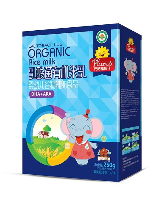 元咕隆咚乳酸菌有机米乳好吗   如何代理元咕隆咚相关产品