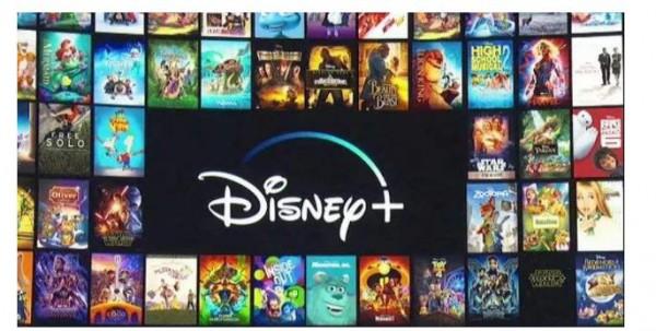 """迪士尼""""放大招""""與奈飛搶占流媒體市場"""