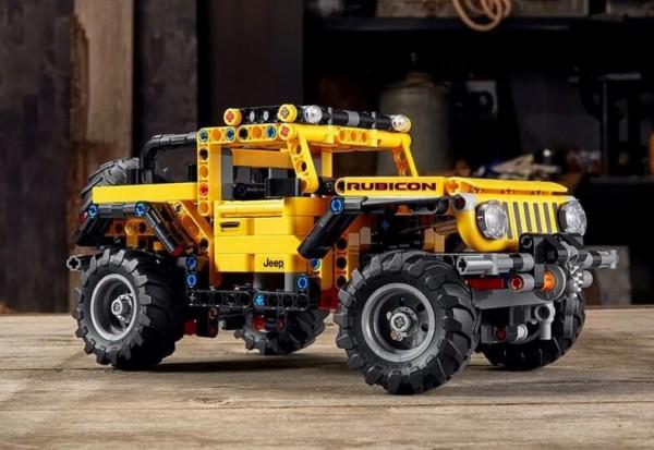 玩具新品|乐高推出科技系列越野车新品