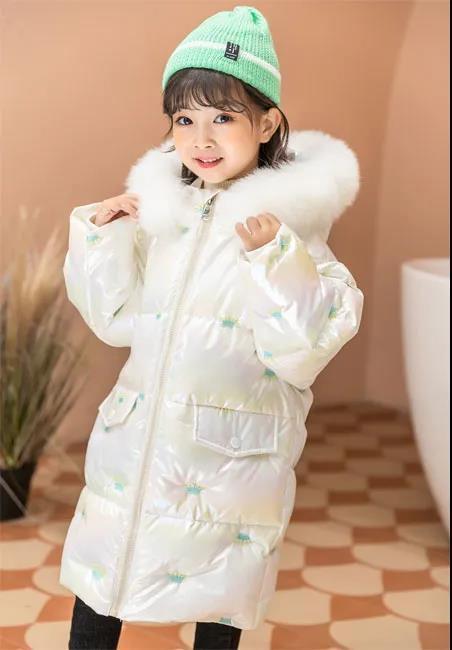 """西瓜王子:呆萌保暖的羽绒服外套 与孩子一起""""过冬"""""""