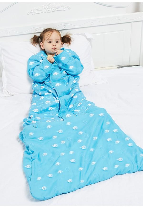 小蓝象专利加持,让宝宝穿衣告别出汗着凉