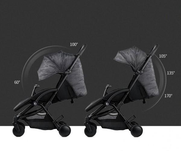 HBR虎贝尔便捷折叠婴儿车,带宝宝出行不再苦恼