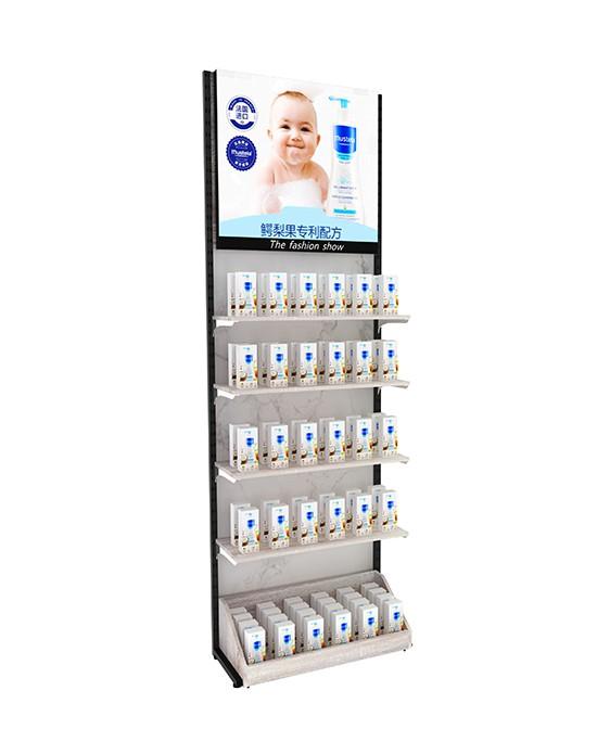 母婴店陈列道具怎么选?展正道具 环保耐用 简洁大气 让你的陈列更有趣