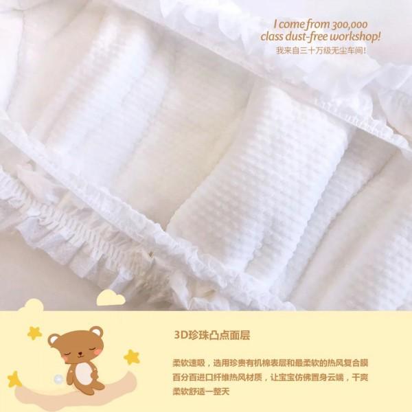 可乐熊云柔2.0系列纸尿裤拉拉裤上市