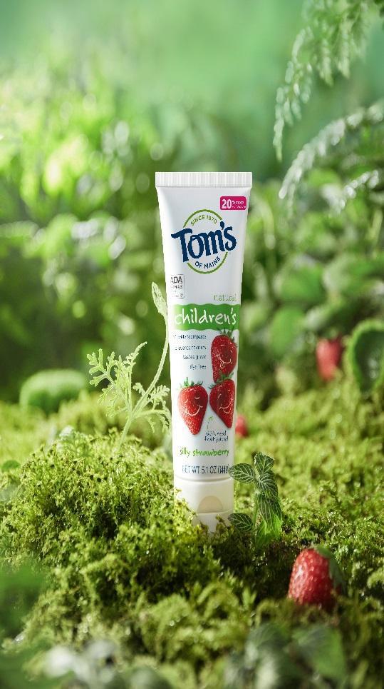 你知道婴幼儿牙膏和儿童牙膏该怎么选吗?TOMS牙膏为你揭秘