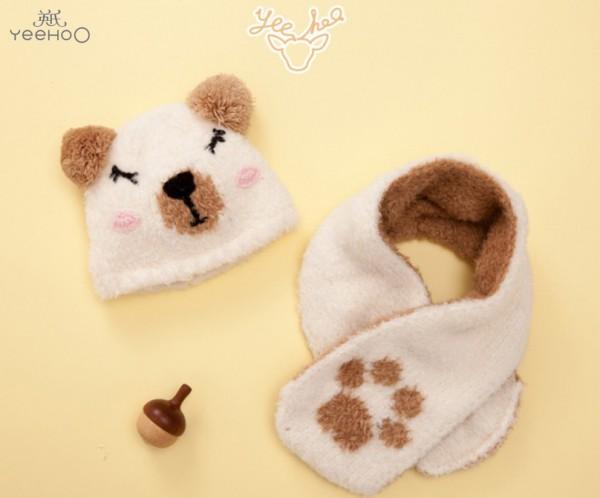 萌娃过冬,一套就够 YeeHoO英氏棉品 一套穿搭让宝宝活力、温暖!