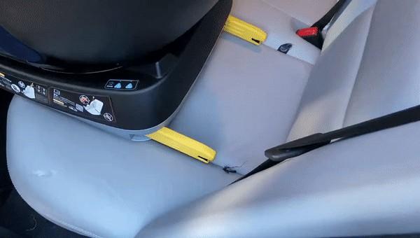 MaxiCosi迈可适- Sonar 0-12岁360°旋转座椅测评