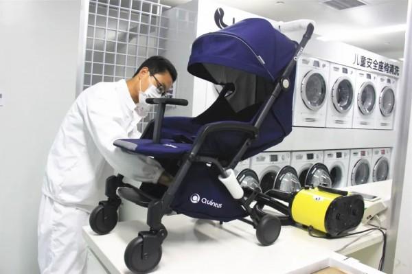 宝宝的推车该保养了 带你揭秘推车清洗流程