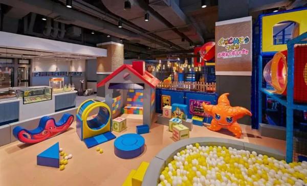 这样打造一家儿童乐园加盟店,生意想不火都难!