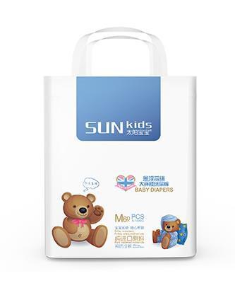 太阳宝宝纸尿裤  给宝宝超值服务 让屁屁肌肤更健康