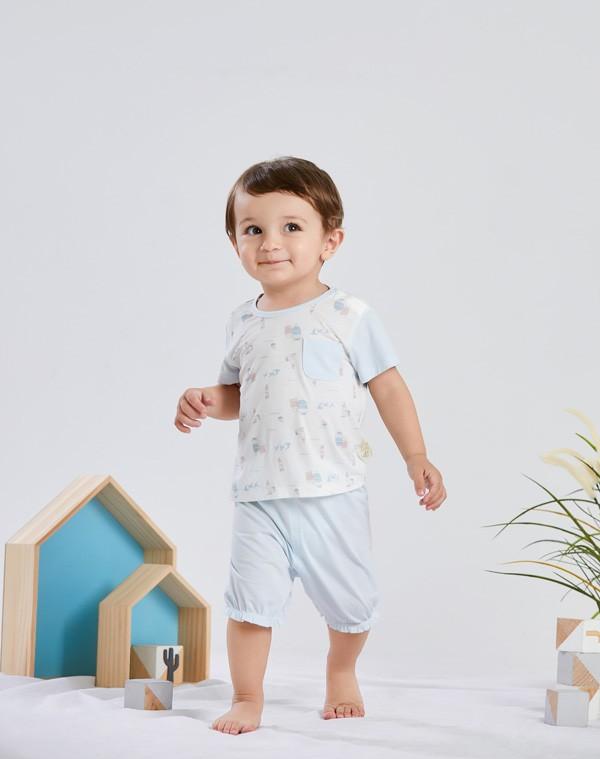素芽嬰幼服飾  2020夏季換裝上新啦  小寶貝這樣穿怎么都好看