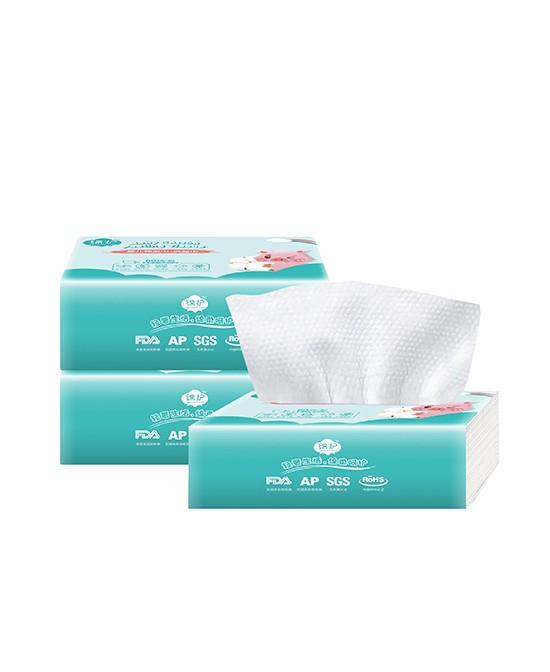 恭贺:绵护洗护用品成功入驻全球婴童网   开启2020母婴用纸新市场